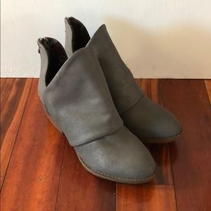 Blowfish Ankle booties size 6